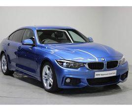 BMW 4 SERIES GRAN COUPE 420D M SPORT GRAN COUPE 2.0 5DR