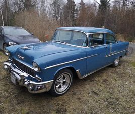 CHEVROLET BEL AIR -55, MKT FIN