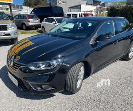 RENAULT MEGANE BUSINESS ENERGY DCI 110 SS EURO 6