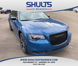 BRAND NEW BLUE COLOR 2021 CHRYSLER 300 TOURING FOR SALE IN WARREN, PA 16365. VIN IS 2C3CCA
