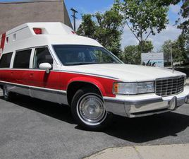 1993 CADILLAC FLEETWOOD FOR SALE