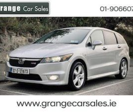 HONDA STREAM 1.8 RSZ AUTO - 7 SEATER - EXCELLENT FOR SALE IN DUBLIN FOR €3999 ON DONEDEAL