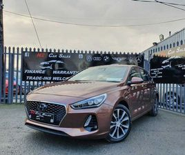 181 HYUNDAI I30, LOW MILES, NEW NCT FOR SALE IN DUBLIN FOR €14,950 ON DONEDEAL
