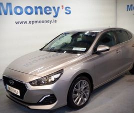 HYUNDAI I30 FASTBACK 1.0L TURBO PETROL HATCHBACK FOR SALE IN DUBLIN FOR €19,500 ON DONEDEA