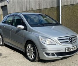 USED 2006 MERCEDES-BENZ B CLASS 2.0 B180 CDI SE 5D 108 BHP MPV 79,000 MILES IN SILVER FOR