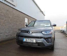 SSANGYONG TIVOLI 1.6 DSL MT 2WD 4DR FOR SALE IN TIPPERARY FOR € ON DONEDEAL
