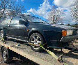 VOLKSWAGEN SCIROCCO GT 1988 PROJECT - WALK AROUND VIDEO