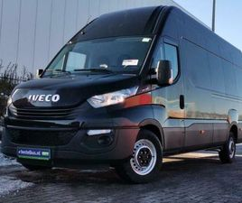 ② IVECO DAILY 35 S 18 MAXI 3.0 LTR 180 - CAMIONNETTES & UTILITAIRES