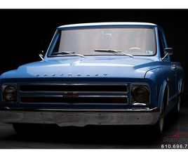 FOR SALE: 1967 CHEVROLET C10 IN WEST CHESTER, PENNSYLVANIA