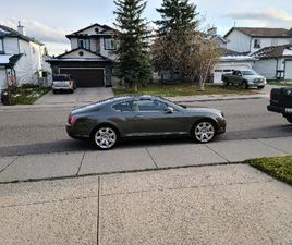 BENTLEY CONTINENTAL GT MULLINER EDITION | CARS & TRUCKS | CALGARY | KIJIJI