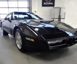 USED 1989 CHEVROLET CORVETTE MUST SEE,5.7L,NO ACCIDENT,COUPE