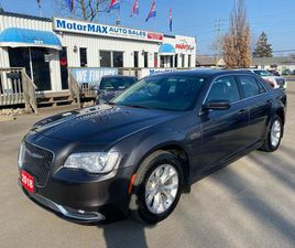 USED 2018 CHRYSLER 300 300 TOURING-ACCIDENT FREE-LOW KMS
