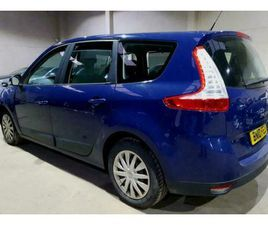 2010 RENAULT GRAND SCENIC 1.5 DCI EXPRESSION 5DR MPV DIESEL MANUAL