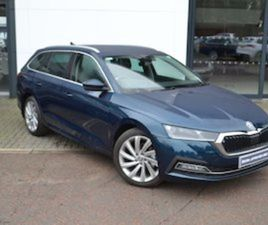 SKODA OCTAVIA 2.0 TDI 115 PS SEL FIRST EDITION ES FOR SALE IN ANTRIM FOR £26995 ON DONEDEA