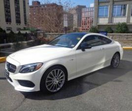 C 43 AMG 4MATIC COUPE