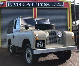 1960 LAND ROVER 88 SERIES 2 A AUTO 7 SEATER ESTATE PETROL AUTOMATIC