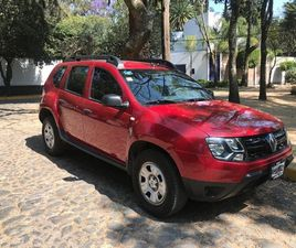 RENAULT DUSTER 2017 EXPRESSION AUTOMATICA