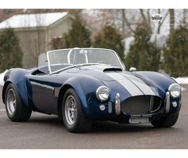 FOR SALE: 1965 SUPERFORMANCE COBRA IN MILFORD, MICHIGAN