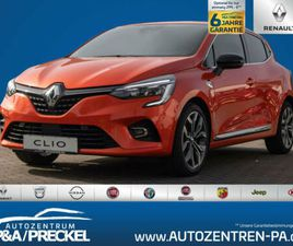 RENAULT CLIO TCE 100 X-TRONIC EDITION ONE