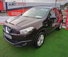 NISSAN QASHQAI +2 SVE TOUCHSCREEN NEW NCT PRIS FOR SALE IN DUBLIN FOR €9,400 ON DONEDEAL