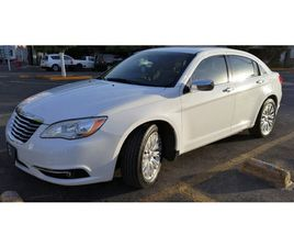 CHRYSLER 200 2.4 LIMITED AT
