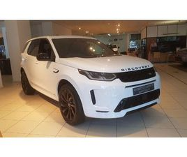 LAND ROVER DISCOVERY SPORT 1.5 P300E R-DYNAMIC SE (5 SEAT) PETROL/ELECTRIC AUTOMATIC 5 DOO