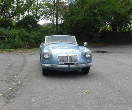 1958 MG A CONVERTIBLE