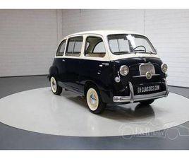 1956 FIAT MULTIPLA 600 MULTIPLA | EXTENSIVELY RESTORED | 1956