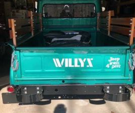 1955 WILLYS PICKUP FOR SALE