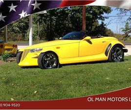 FOR SALE: 1999 PLYMOUTH PROWLER IN LOUISVILLE, OHIO