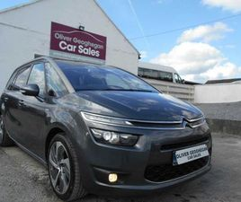 CITROEN GRAND C4 PICASSO 2.0 EXCLUSIVE MPV 150 BH FOR SALE IN GALWAY FOR €11,950 ON DONEDE