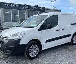 2018 CITROEN BERLINGO **3 SEATER** FOR SALE IN DUBLIN FOR €10,568 ON DONEDEAL