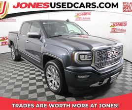GRAY COLOR 2017 GMC SIERRA 1500 DENALI FOR SALE IN FALLSTON, MD 21047. VIN IS 3GTU2PEJXHG2