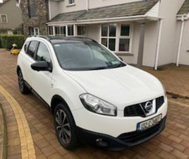 NISSAN QASHQAI +2 360 1.5 DCI FOR SALE IN CORK FOR €11250 ON DONEDEAL