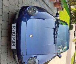 PORSCHE 911 3.6 993 CARRERA CABRIOLET TIPTRONIC S 2DR