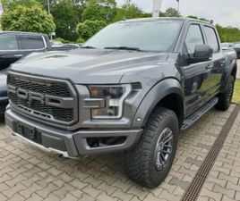 FORD RAPTOR F-150 SUPER CREW 802A LUXURY GRAPHICS