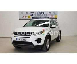 LAND ROVER DISCOVERY SPORT 2.2TD4 S 4X4 AUT. 150