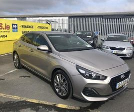 I 30 FASTBACK 5DR FINANCE AVAILABLE OWN THIS CAR FROM €83 PER WEEK