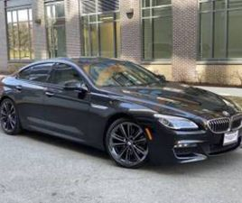 650I XDRIVE GRAN COUPE