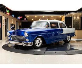 FOR SALE: 1955 CHEVROLET 210 IN PLYMOUTH, MICHIGAN