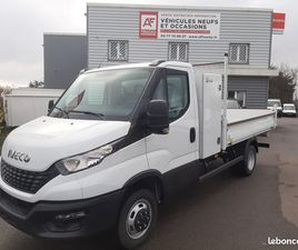 IVECO DAILY 3T5 160CH BENNE + COFFRE