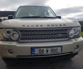 RANGE ROVER VOGUE CREW CAB FOR SALE IN CLARE FOR €10,250 ON DONEDEAL