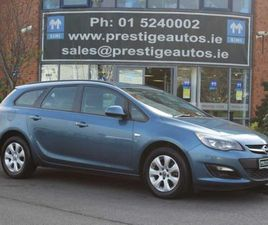 OPEL ASTRA, 2016 FOR SALE IN DUBLIN FOR €6,950 ON DONEDEAL