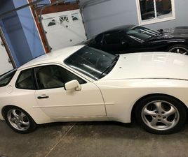 1987 PORSCHE 944. (47,000KMS). YES. ALL ORIGINAL. 3 OWNER CAR. | CLASSIC CARS | CITY OF TO