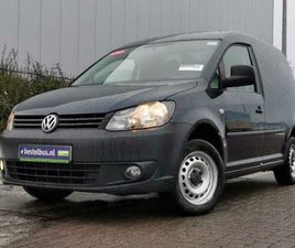 ② VOLKSWAGEN CADDY 1.6 TDI AC 102 PK! - CAMIONNETTES & UTILITAIRES
