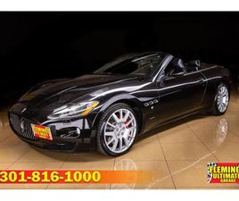 FOR SALE: 2011 MASERATI GRANTURISMO IN ROCKVILLE, MARYLAND