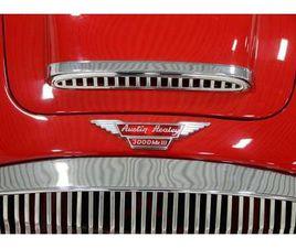 1966 AUSTIN-HEALEY 3000 MK III ROADSTER
