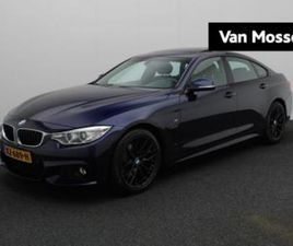 BMW 4 SERIE GRAN COUPÉ 430I CENTENNIAL HIGH EXECUTIVE M PAKKET   LEDER   NAVI   ECC   SCHU