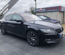 SKODA SUPERB 2.0 LAURIN AND KLEMENT TDI 5D 148 BHP