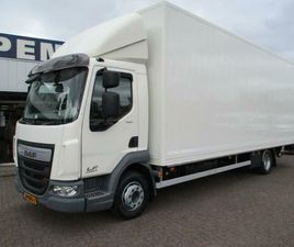 ② DAF LF 180 EURO 6 (BJ 2014) - CAMIONS